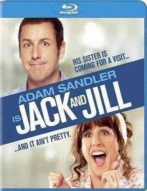 Jack and Jill - (Region A Import Blu-ray Disc)