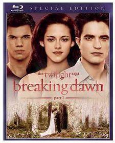 Twilight Saga:Breaking Dawn Part 1 Se - (Region A Import Blu-ray Disc)