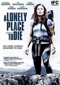Lonely Place to Die - (Region 1 Import DVD)