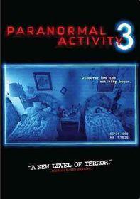 Paranormal Activity 3 - (Region 1 Import DVD)