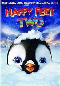 Happy Feet Two - (Region 1 Import DVD)