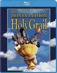Monty Python and the Holy Grail (35th - (Region A Import Blu-ray Disc)