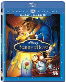 Walt Disney's Beauty and the Beast (2D & 3D Blu-ray Superset)