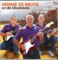 De Bruyn Hennie En Die Kitaarkerels - Opskop 3 Kitaar (CD)