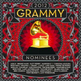 2012 Grammy Nominees Album - Various (CD)