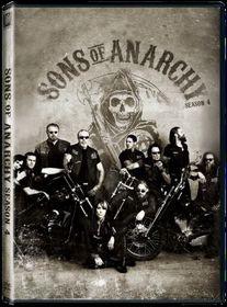 Sons Of Anarchy Season 4 (DVD)