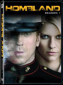 Homeland Season 1 (DVD)