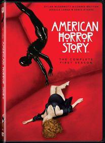 American Horror Story Season 1 (DVD)