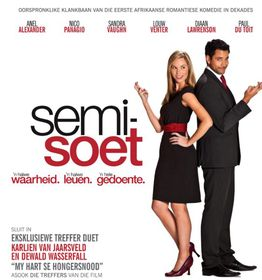 Semi-Soet - Various Artists (CD)