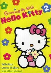 Hello Kitty Learns to Share - (Region 1 Import DVD)