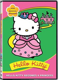 Hello Kitty Becomes a Princess (DVD)