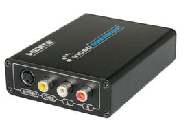 Lenkeng LKV381 HDMI to AV  - Composite S-Video and Stereo Audio Converter
