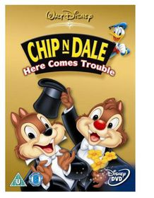 Chip and Dale Vol 1: Here Comes Trouble (DVD)