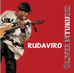 Olver Mtukudzi - Rudaviro (CD)