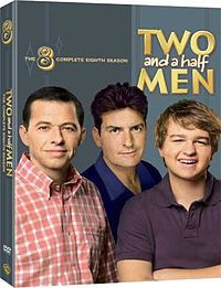 Two And A Half Men Season 8 (DVD)