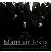 Mans Vir Jesus - Mans Vir Jesus - Vol.1 (CD)