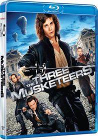 The Three Musketeers (Blu-ray)