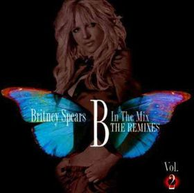 Spears Britney - B In The Mix - The Remixes Vol.2 (CD)