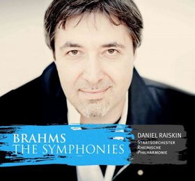 Brahms: The Symphonies - The Symphonies (CD)