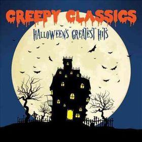 Creepy Classics:Halloween's Greatest - (Import CD)