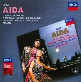 Tbc / Verdi - Aida (CD)