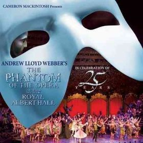 Andrew Lloyd Webber - Phantom Of The Opera At The Albert Hall (CD)