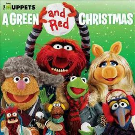 Muppets:Green and Red Christmas - (Import CD)