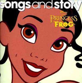 Princess & the Frog - (Import CD)