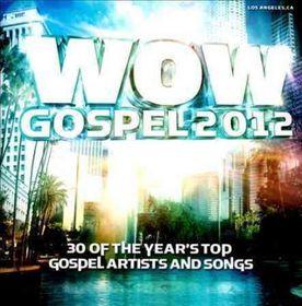 Wow Gospel 2012 - (Import CD)