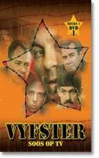 Vyfster 1: Die Reeks 1 (DVD)