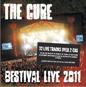 Cure - Bestival Live (CD)