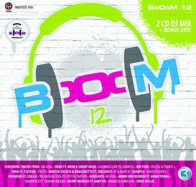 Booom 12 - Various Artists (CD + DVD)