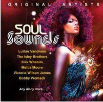 Soul Sounds - Various Artists (CD)