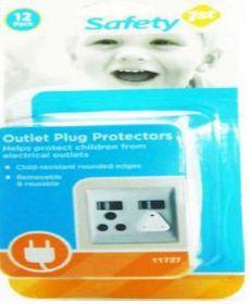 Safety 1st - SA Outlet Plug Protectors