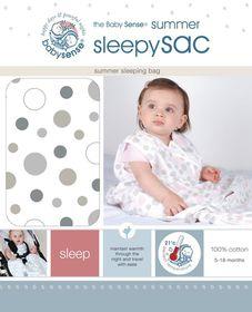 Baby Sense - Summer Sleepy Sac - Stone