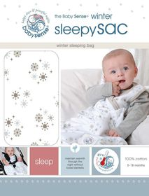 Baby Sense - Winter Sleepy Sac - Stone