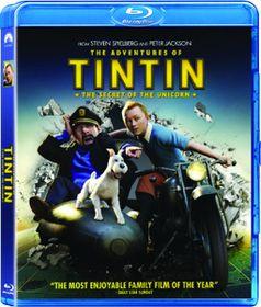 The Adventures of Tintin (Blu-ray)