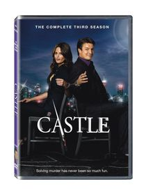 Castle Season 3 (DVD)