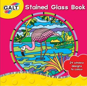 GALT - Stained Glass Book