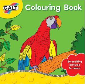 GALT - Colouring Book