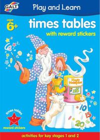 GALT - Times Tables Book