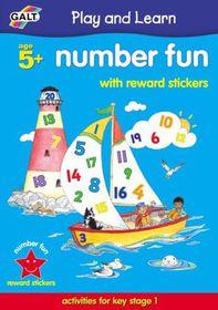 GALT - Number Fun Book