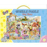 GALT - Sparkle Puzzle - Dog Show - 60 Pieces