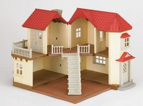 Sylvanian Family - MKS City House with Lights