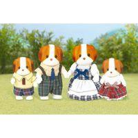 Sylvanian Family Chiffon Dog Family
