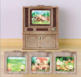 Sylvanian Family - Luxury Color TV