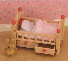 Sylvanian Family Baby Crib