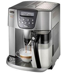 Delonghi - Magnifica Automatic Cappuccino Machine - Silver ESAM4500