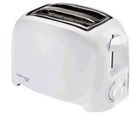 Mellerware - Eco 2 Slice Toaster - White