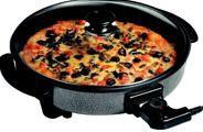 Sunbeam - Frypan and Pizza Pan - 30cm